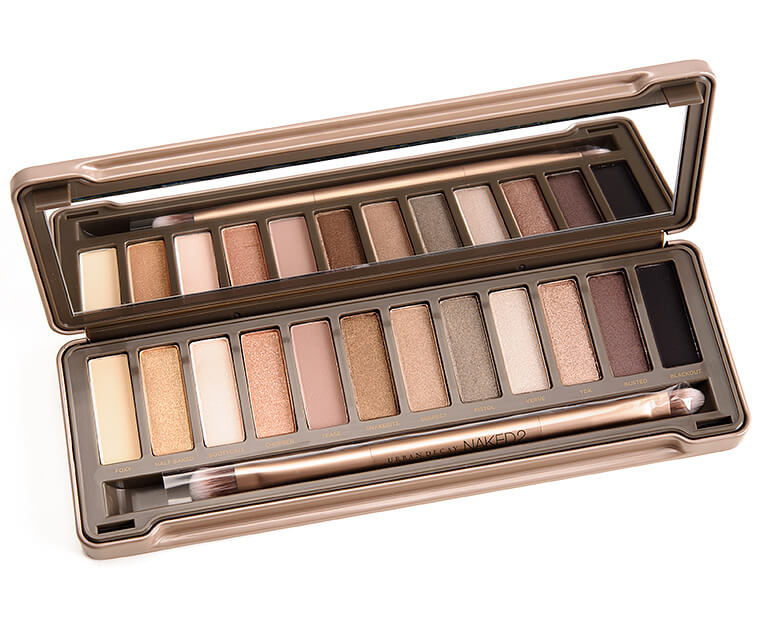 Urban Decay Naked 2 Basics Eyeshadow Palette Review ... |Urban Decay Palette 2